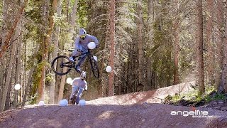 Hungry Hippo Now Open @ Angel Fire Bike Park