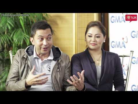 PEPtalk. Angelu de Leon and Bobby Andrews Full Interview