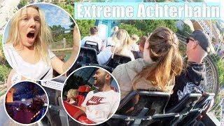 Schönster Tag für die Kinder | Europa Park 🎢 | Achterbahn fahren | Isabeau
