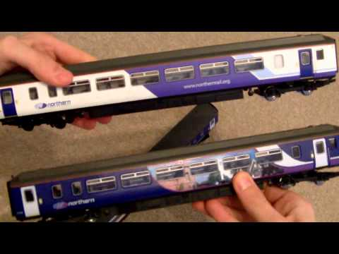 Hornby Northern Rail Class 156 Review and Running | R2694