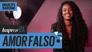 Baixar Amor Falso | Wesley Safadão e Aldair Playboy  ft Kevinho | ImprovIZA | IZA