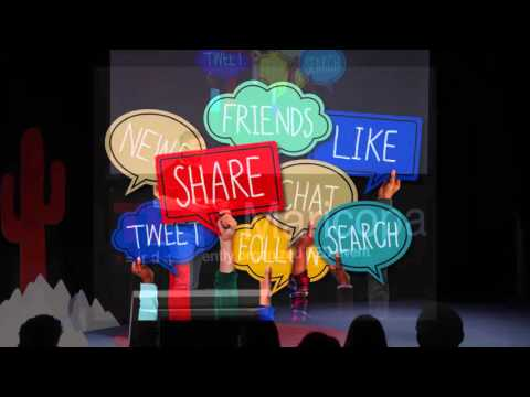 How Social Media is Changing What We Share About Our Lives | Robert Guidry | TEDxMaricopa