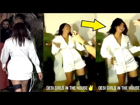 Priyanka Chopra HOT Dance Video Goes Viral At Sky Is Pink Wrap Up Party
