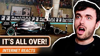 The Internet's Best Reactions To The 2019 Abu Dhabi Grand Prix