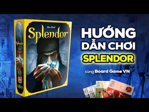 [Board Game VN] Hướng dẫn cách chơi chi tiết SPLENDOR VIỆT – Trò chơi ĐẤU TRÍ hay nhất mọi thời đại