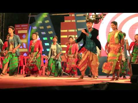 New Santali Dance Video | Palabani Baripada Program 2017 | Cuttack Dance Group
