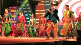 New Santali Dance Video | Palabani Baripada Program 2017 | Cuttack Dance Group