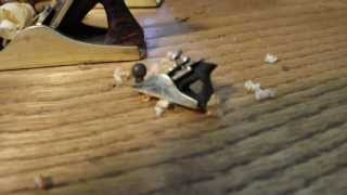 Miniature Micro Carpentry Jack Plane
