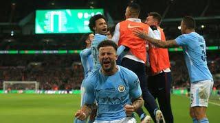 Арсенал - Манчестер Сити 0:3. Обзор матча. Кубок английской лиги 2017/18. Финал.