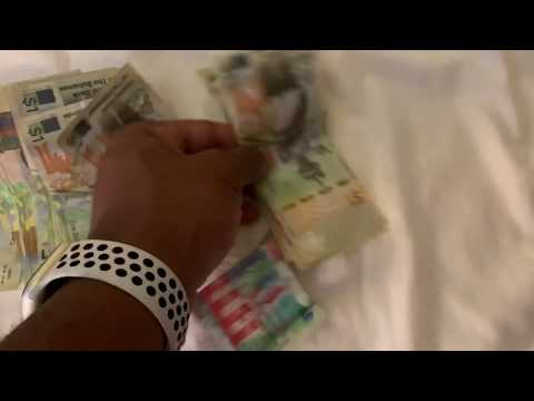 Bahamas Money Is Different From USA Money.