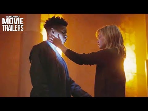 MARVEL'S CLOAK & DAGGER Official Trailer (HD) Freeform/Marvel Series (2017) from YouTube · Duration:  2 minutes 8 seconds