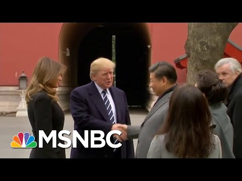 President Trump Renews Trade War As US, China Trade Talks End Without A Deal | Hardball | MSNBC