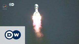 اطلاق أول صاروخ روسي من مركز فوستوتشني الفضائي بنجاح | الأخبار