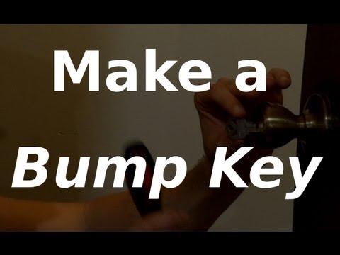 How To Make A Bump Key >> Fast Hacks 9 Make A Bump Key