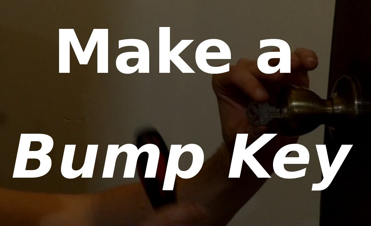 how to choose the right key for a bump key