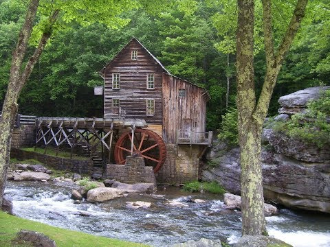 Beautiful places in West Virginia