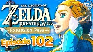 New Final Boss!? Champions' Ballad! - The Legend of Zelda: Breath of the Wild Gameplay - Episode 102