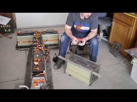 How to find, buy, and use the Chevy Volt battery in a DIY EV