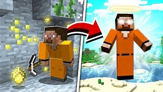 I FOUND THE GOD GEM in Minecraft! (Scary Survival EP60)
