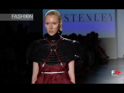 KRISTEN LEY Spring Summer 2019 Global Fashion Collective New York - Fashion Channel