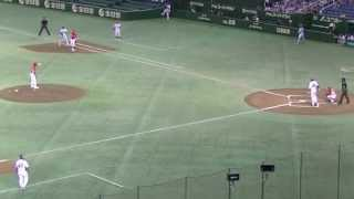 JR九州(北九州市) 対 ヤマハ(浜松市) 第84回都市対抗野球 一回戦 東...