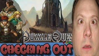 Checking Out | Puzzle Quest