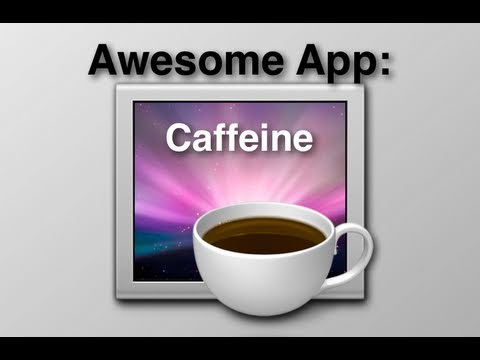 Caffeine app for Mac PC Archives
