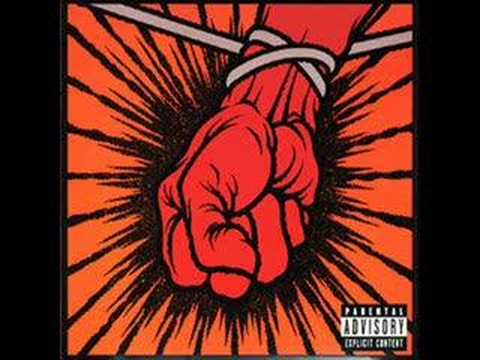 Metallica- St. Anger (song only)