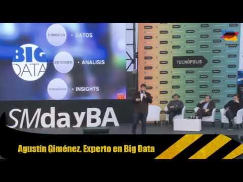 Big Data y Redes Sociales en el Social Media Day Buenos Aires 2016