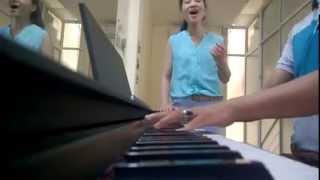 trung tâm âm nhạc music soul - dạy hát  -Khúc tango trên biên giới- 0975 308 222