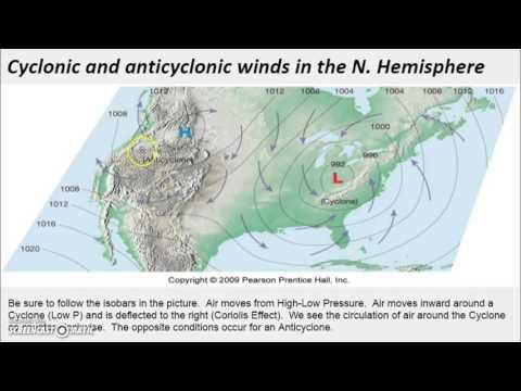 9 - 3 Cyclones and Anticyclones