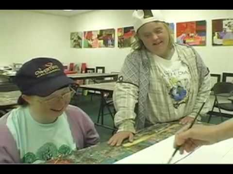 Group Art Classes For Special Needs