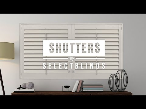Shutters for Windows by SelectBlinds