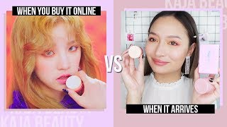 I TRIED BECOMING (G)I-DLE'S 7TH MEMBER AND FAILED: KAJA BEAUTY