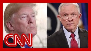 Trump blasts Jeff Sessions as 'not mentally qualified to be attorney general'