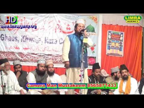 Sharfuddin Sharf Jaunpuri Part 2 12 April 2017 Rajajipuram Lucknow HD India