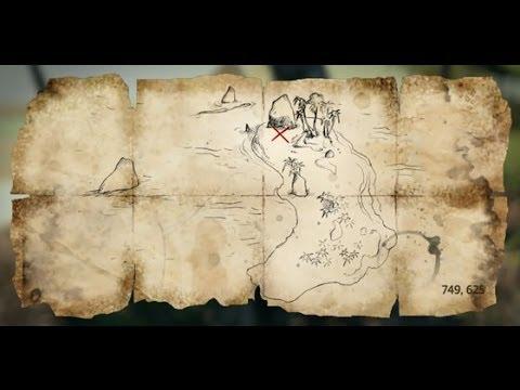 Как в ассасин крид 4 найти чертежи
