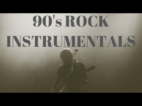 90's Alternative/Grunge Style Instrumental Music - Good For Studying Or While At Work!