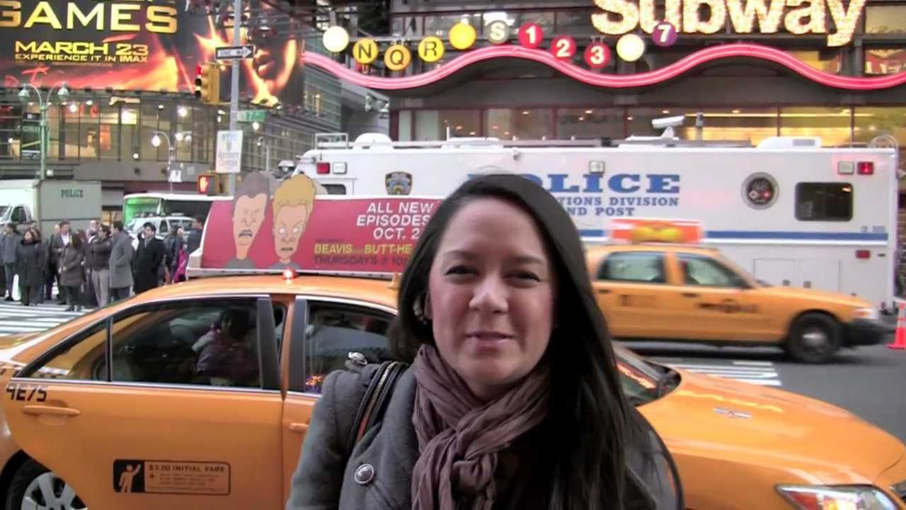 Expedia Road Trip:  Expedia Coast to Coast Takes New York City by Storm
