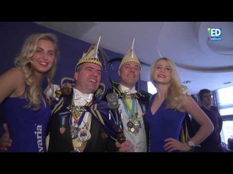 ED Bavaria Prinsenfoto: feestje op zondagmorgen