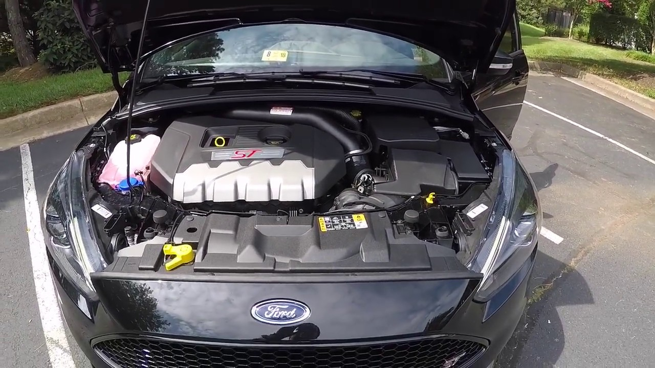 Ford Focus St Cold Air Intake >> 2017 Ford Focus St Cobb Cold Air Intake Youtube