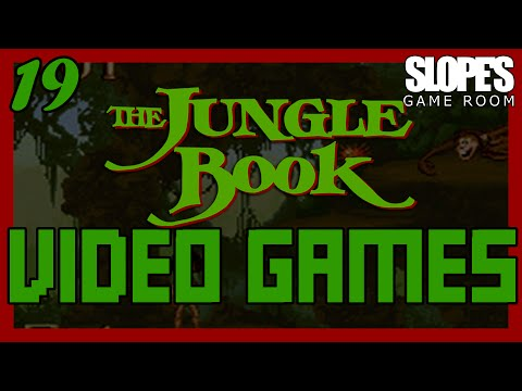 19, The Jungle Book movie & video game review - SGR