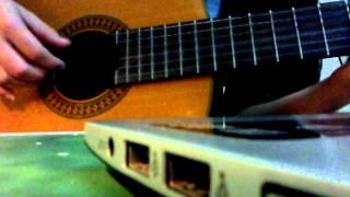 Phai dấu cuộc tình ( guitar cover)
