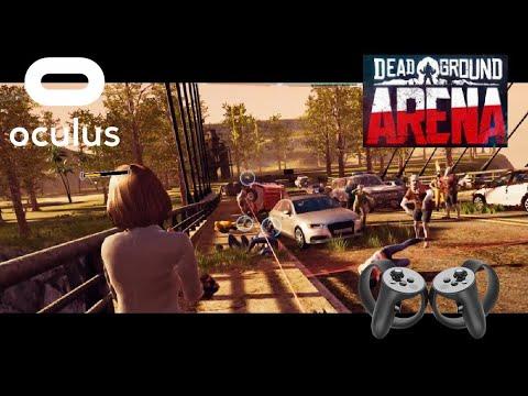 Dead Ground: Arena / oculus rift / ... update /lets play / german / deutsch