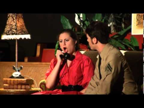 The Telephone - Carrie Quarquesso and Patrick ZurSchmiede