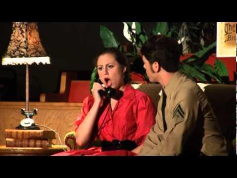 The Telephone - Carrie Quarquesso and Patrick ZurSchmiede
