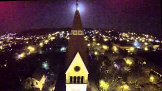 Superluna en puerto Rico, Misiones 10-08-2014