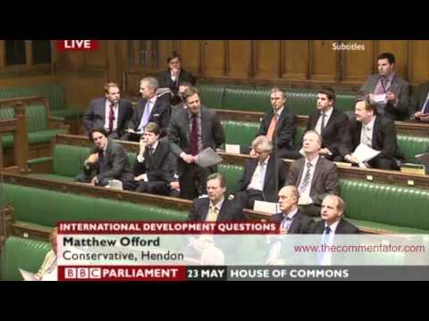 Guto Bebb MP & Matthew Offord MP ask tough questions on Palestinian Incitement