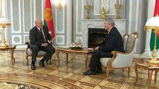 Лукашенко: Беларусь и Молдова всегда поддерживали друг друга