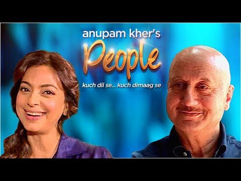 Anupam Kher's 'People' With Juhi Chawla  Exclusive